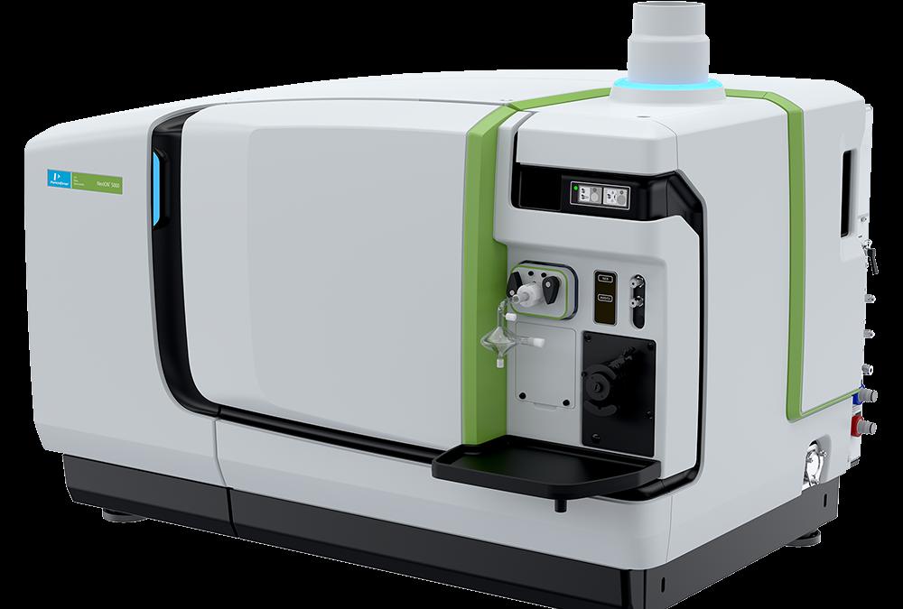 Nový multikvadrupólový ICP-MS spektrometr NexION 5000